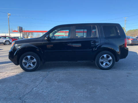 2015 Honda Pilot for sale at Smooth Solutions 2 LLC in Springdale AR