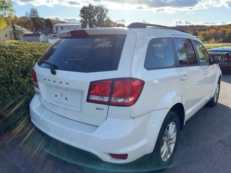 2015 Dodge Journey AWD SXT 4dr SUV - Windber PA