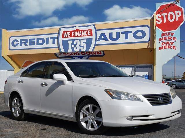 2009 Lexus ES 350 for sale at Buy Here Pay Here Lawton.com in Lawton OK
