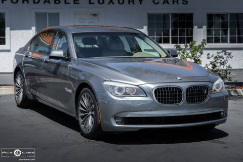 2009 BMW 7 Series for sale at Mastercare Auto Sales in San Marcos CA