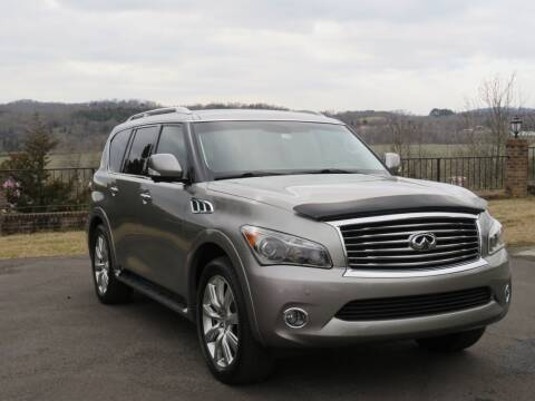 2011 Infiniti QX56 for sale at Sevierville Autobrokers LLC in Sevierville TN