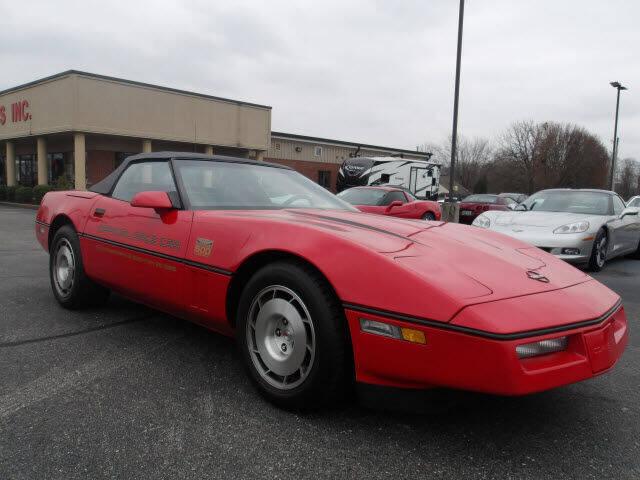1986 Chevrolet Corvette for sale at TAPP MOTORS INC in Owensboro KY