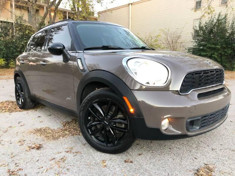 2013 MINI Countryman for sale at Guero's Auto Sales in Austin TX