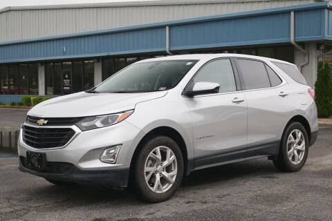 2020 Chevrolet Equinox for sale at STRICKLAND AUTO GROUP INC in Ahoskie NC