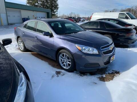2013 Chevrolet Malibu for sale at Yachs Auto Sales and Service in Ringle WI