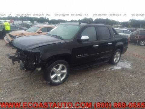 2008 Chevrolet Avalanche for sale at East Coast Auto Source Inc. in Bedford VA