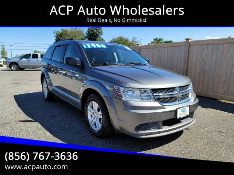 2012 Dodge Journey for sale at ACP Auto Wholesalers in Berlin NJ