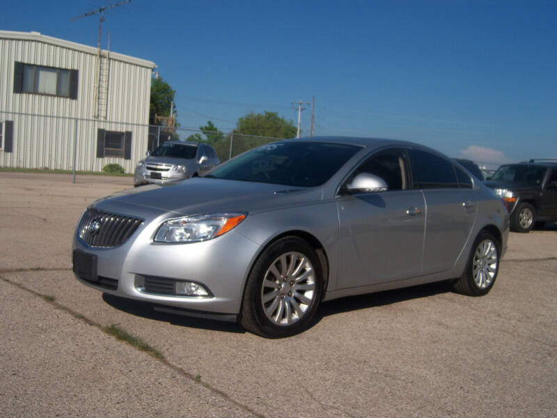 2012 Buick Regal for sale in Fond Du  Lac, WI