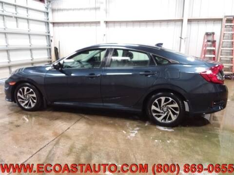 2017 Honda Civic for sale at East Coast Auto Source Inc. in Bedford VA