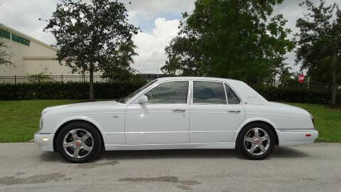 2004 Bentley Arnage for sale at Premier Luxury Cars in Oakland Park FL