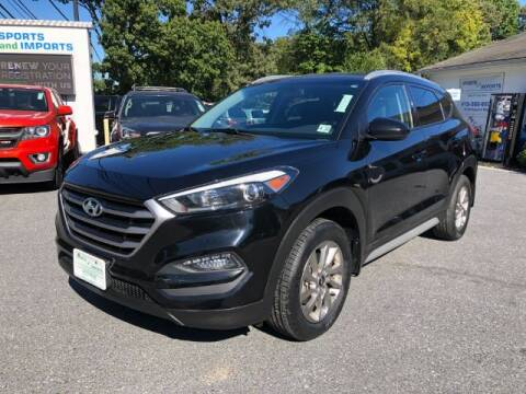 2017 Hyundai Tucson for sale at Sports & Imports in Pasadena MD