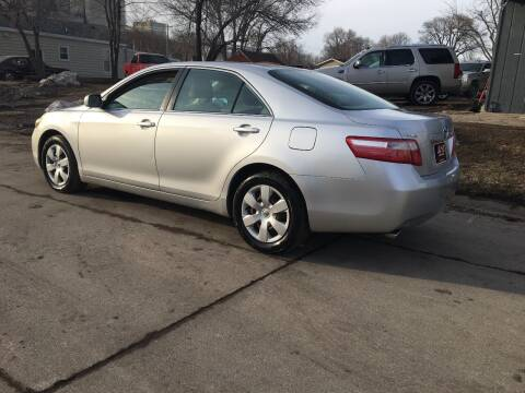 2009 Toyota Camry for sale at A & J AUTO SALES in Eagle Grove IA