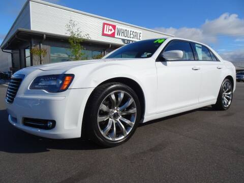 2014 Chrysler 300 for sale at Wholesale Direct in Wilmington NC