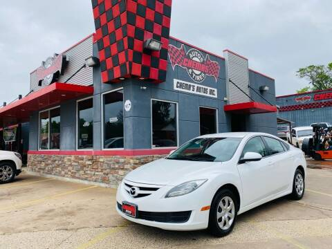2011 Mazda MAZDA6 for sale at Chema's Autos & Tires in Tyler TX