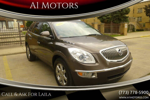 2009 Buick Enclave for sale at A1 Motors Inc in Chicago IL