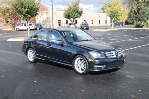 2012 Mercedes-Benz C-Class for sale at Auto Collection Of Murfreesboro in Murfreesboro TN