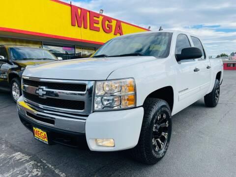 2011 Chevrolet Silverado 1500 for sale at Mega Auto Sales in Wenatchee WA