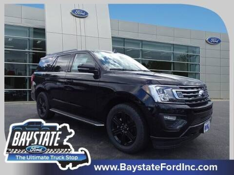 2021 Ford Expedition for sale at Baystate Ford in South Easton MA