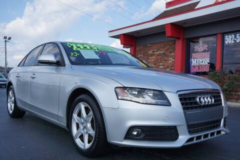 2009 Audi A4 for sale at Premium Motors in Louisville KY