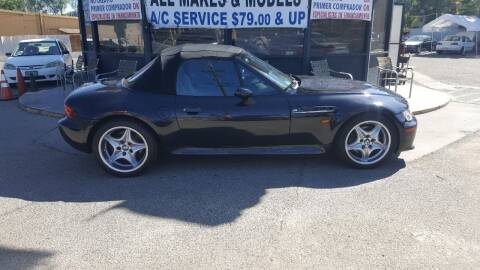 1998 BMW M for sale at Shick Automotive Inc in North Hills CA