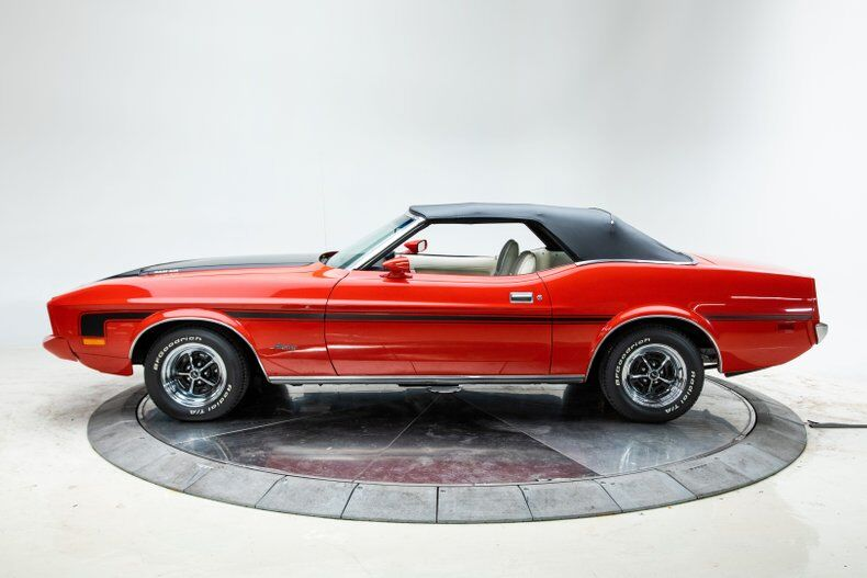 1973 Ford Mustang 5