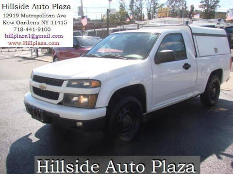 2012 Chevrolet Colorado for sale at Hillside Auto Plaza in Kew Gardens NY