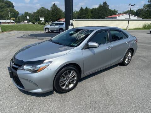 2017 Toyota Camry for sale at Alexandria Auto Mart LLC in Alexandria PA