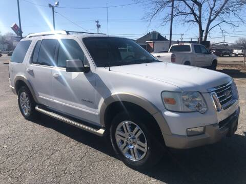 2006 Ford Explorer for sale at Cherry Motors in Greenville SC