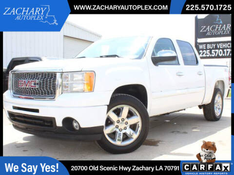 2012 GMC Sierra 1500 for sale at Auto Group South in Natchez MS