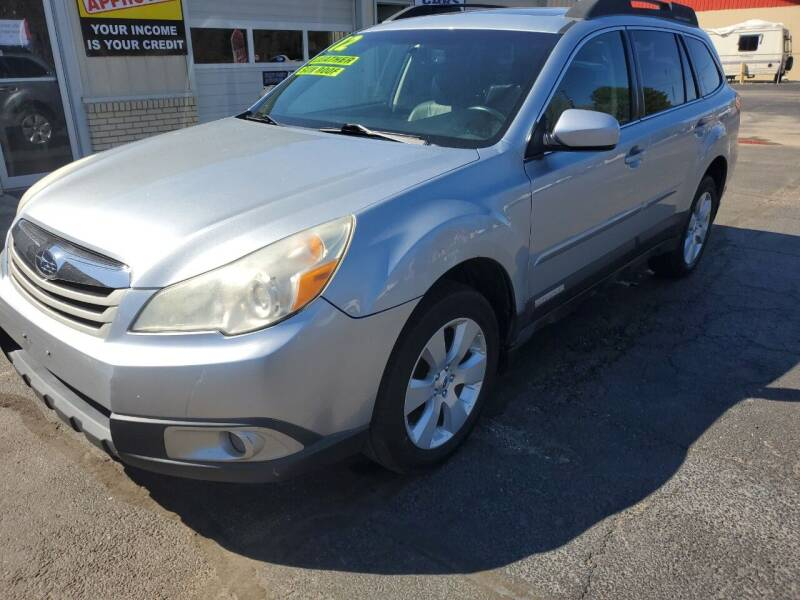 2012 Subaru Outback for sale at Bailey Family Auto Sales in Lincoln AR