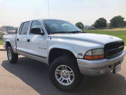 2002 Dodge Dakota for sale at Nations Auto in Lakewood CO