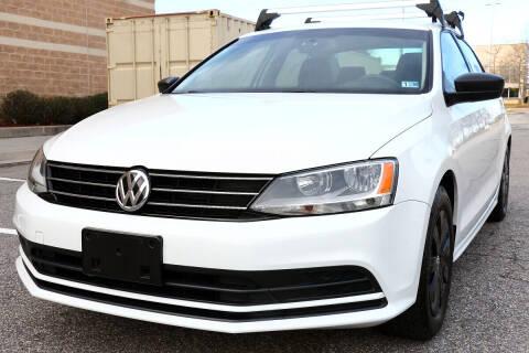 2015 Volkswagen Jetta for sale at Prime Auto Sales LLC in Virginia Beach VA