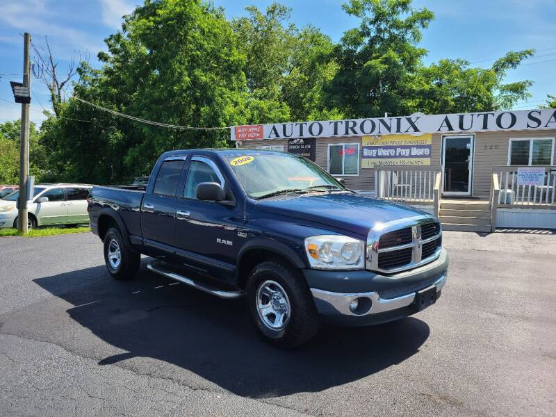 2008 Dodge Ram Pickup 1500 for sale at Auto Tronix in Lexington KY