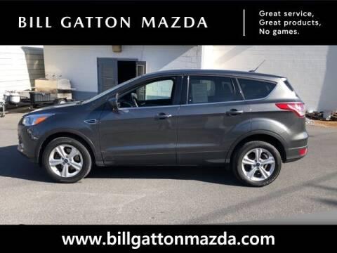 2015 Ford Escape for sale at Bill Gatton Used Cars - BILL GATTON ACURA MAZDA in Johnson City TN