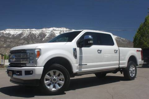 2017 Ford F-250 Super Duty for sale at REVOLUTIONARY AUTO in Lindon UT
