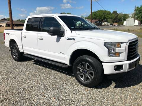 2016 Ford F-150 for sale at BLANCHARD AUTO SALES in Shreveport LA