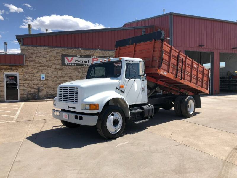 1990 International 4700 for sale at Vogel Sales Inc in Commerce City CO