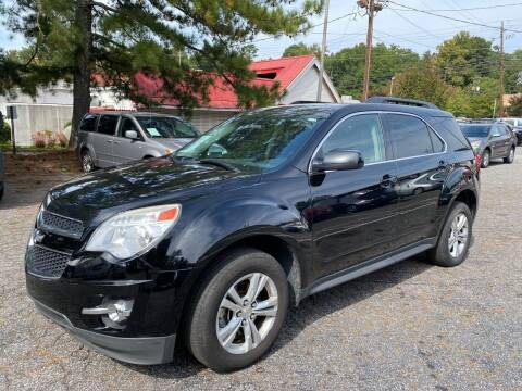 2015 Chevrolet Equinox for sale at Car Online in Roswell GA