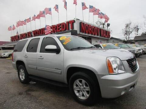2011 GMC Yukon for sale at Giant Auto Mart 2 in Houston TX