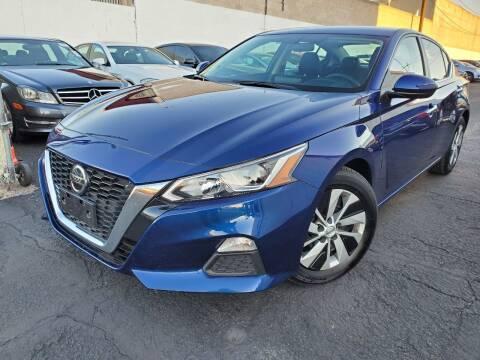2019 Nissan Altima for sale at Auto Center Of Las Vegas in Las Vegas NV
