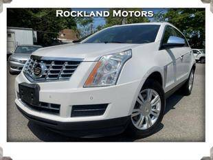 2014 Cadillac SRX for sale at Rockland Automall - Rockland Motors in West Nyack NY