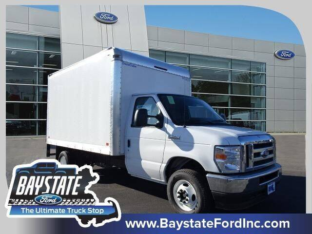 2021 Ford E-Series Chassis for sale in South Easton, MA