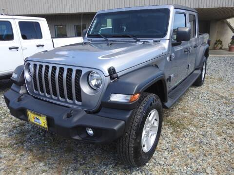 2020 Jeep Gladiator for sale at Caribbean Auto Mart -C in St Thomas VI