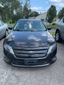 2011 Ford Fusion for sale at Certified Motors in Bear DE