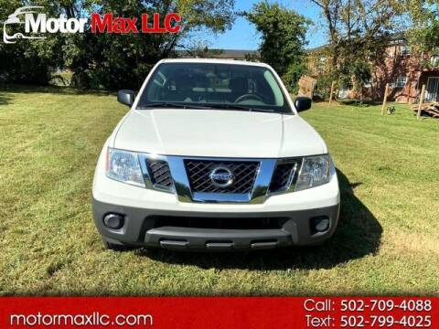 2017 Nissan Frontier for sale at Motor Max Llc in Louisville KY