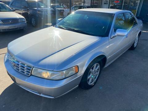 2003 Cadillac Seville for sale at Cash Car Outlet in Mckinney TX