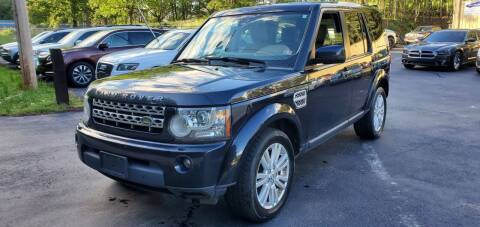2010 Land Rover LR4 for sale at GA Auto IMPORTS  LLC in Buford GA