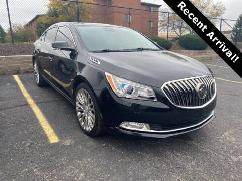 2015 Buick LaCrosse for sale at Vorderman Imports in Fort Wayne IN