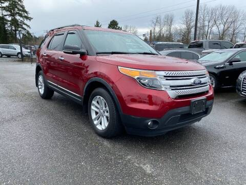 2013 Ford Explorer for sale at LKL Motors in Puyallup WA