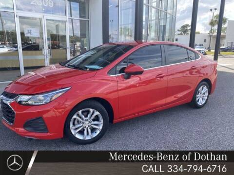2019 Chevrolet Cruze for sale at Mike Schmitz Automotive Group in Dothan AL